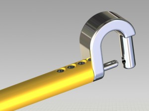 POLE END of the most durable animal handling pole on the market